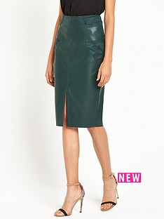 river-island-leather-looknbsppencil-skirt