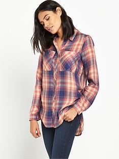 river-island-long-sleeve-check-shirt