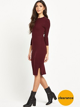 river-island-knitted-midi-dress