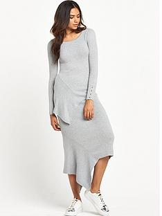 river-island-ribbed-top-with-asymmetric-hem