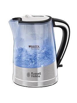 Russell Hobbs Brita Purity Plastic Kettle - 22851