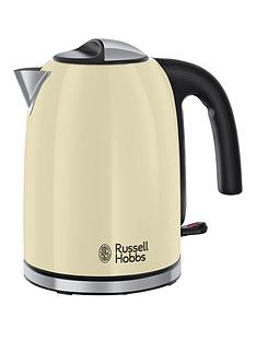 russell-hobbs-20415-colours-plus-kettle-cream