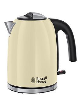 russell-hobbs-20415-colours-plus-kettle-cream