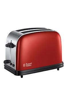 russell-hobbs-23330-colours-plus-2-slice-toaster-red