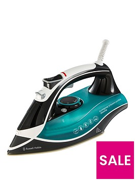 russell-hobbs-23260-2600w-supreme-steamnbspiron-with-free-21-year-extended-guarantee