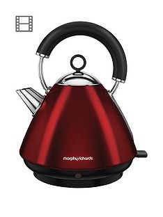 morphy-richards-accents-pyramid-kettle-red