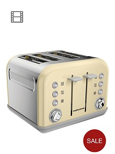 morphy-richards-accents-4-slice-toaster-cream