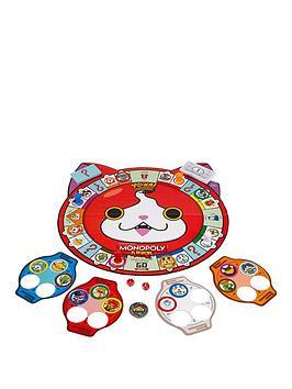 hasbro-monopoly-junior-yo-kai-watch-edition