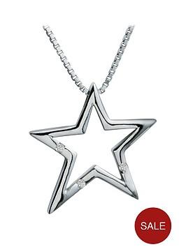 hot-diamonds-sterling-silver-diamond-star-pendant