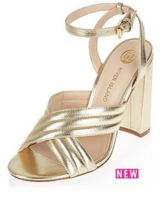 river-island-river-island-tie-up-two-part-block-heel-sandal