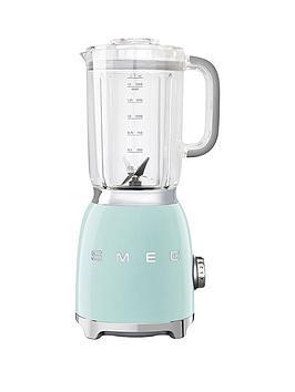Smeg Blf01 Blender - Pastel Green
