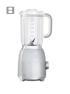 Smeg BLF01 Blender - Silver