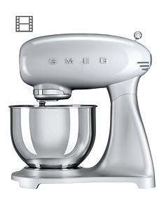 Smeg SMF01 Stand Mixer - Silver