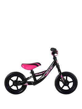 Sonic Glide Girls Balance Bike 10 Inch Wheel