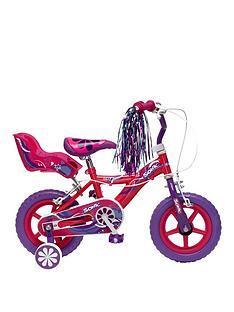 sonic-glitz-girls-bike-8quot-frame-whitepink