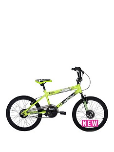flite-panic-bmx-bike-11quot-frame-green