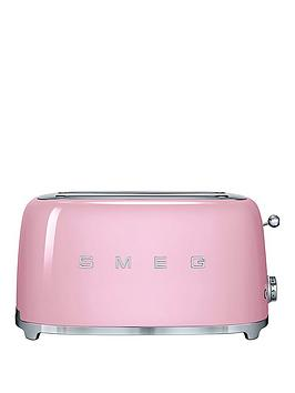 smeg-4-slice-toaster-pink