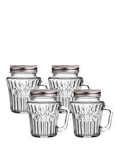 kilner-mini-handled-jar-4-pack