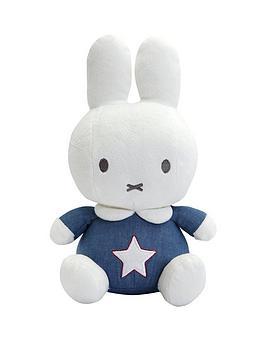 miffy-denim-blue-soft-toy