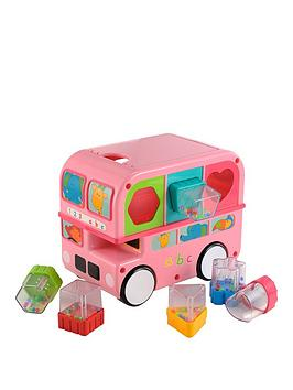 early-learning-centre-elc-sorting-bus-pink
