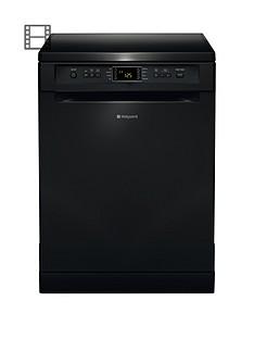 Hotpoint FDFET 33121 K 14-Place Dishwasher