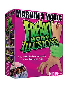 marvins-magic-freaky-body-living-hand