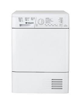 hotpoint-tchl83brp-8kg-sensor-condenser-tumble-dryer