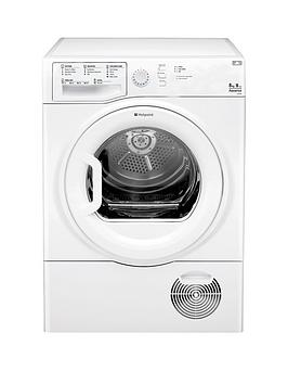 Hotpoint Tcfs835Bgp 8Kg Sensor Condenser Tumble Dryer Review thumbnail