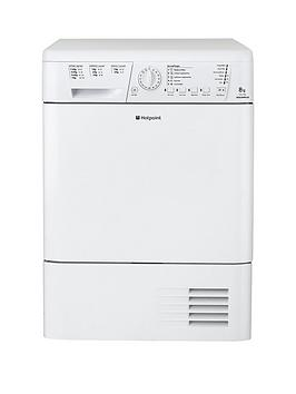 hotpoint-aquarius-tchl780bp-8kg-sensor-condenser-tumble-dryer-white