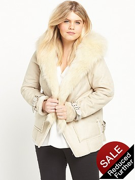 ri-plus-faux-shearling-coat