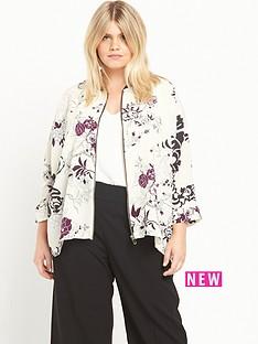 ri-plus-ri-plus-floral-print-bomber-shirt