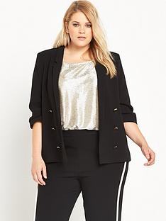 ri-plus-plus-tailored-blazer-black