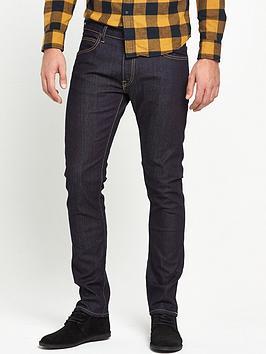 Slim Tapered Jeans  Urban Dark