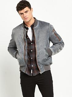 river-island-padded-bomber-jacket