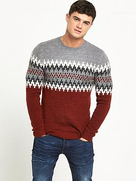 river-island-fairisle-christmas-jumper