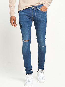 river-island-distressed-superskinny-fit-jeans