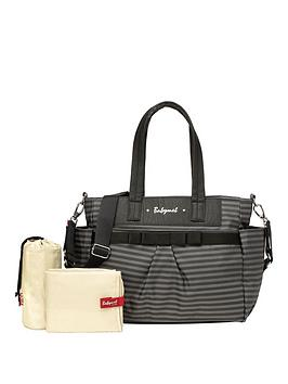 babymel-cara-grey-stripe