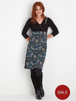 joe-browns-inspiring-print-dress