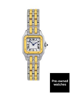 cartier-steel-amp-gold-panthere-2-row-ladies-watch-pre-owned