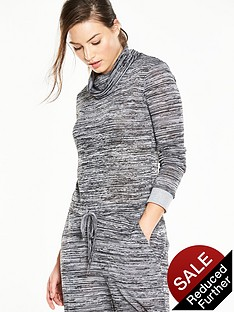 v-by-very-space-dye-cowl-neck-jumpsuitnbsp