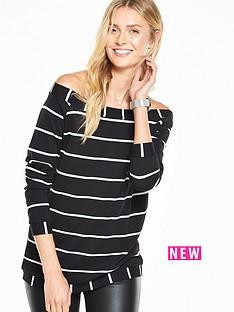 v-by-very-bardot-sweater
