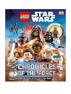 LEGO Lego Star Wars Chronicles Of The Force Book