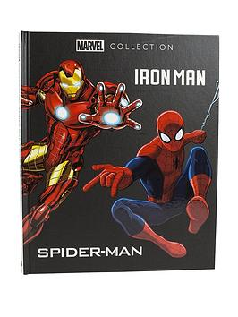 marvel-marvel-collection-spiderman-amp-iron-man