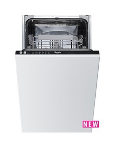 whirlpool-adg211-built-in-10-place-slimline-dishwasher-stainless-steel