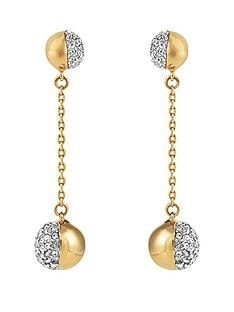 buckley-london-gold-tone-greenwich-crystal-drop-earring