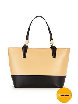 v-by-very-colour-block-shopper-bag