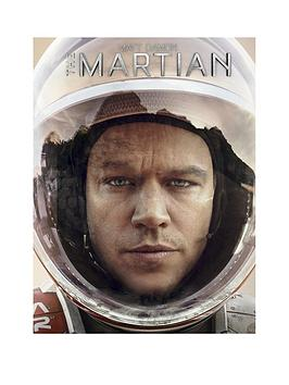 the-martian-dvd