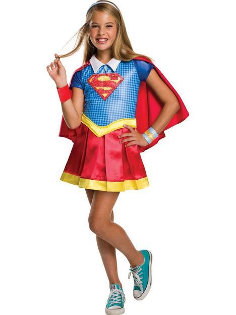dc-super-hero-girls-dc-superheroes-deluxe-supergirlnbspchildnbspcostume