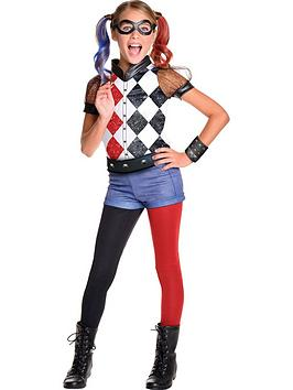 dc-super-hero-girls-dc-superheroes-deluxe-harley-quinn-childs-costume
