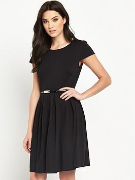 v-by-very-tall-ponte-fit-and-flare-dress